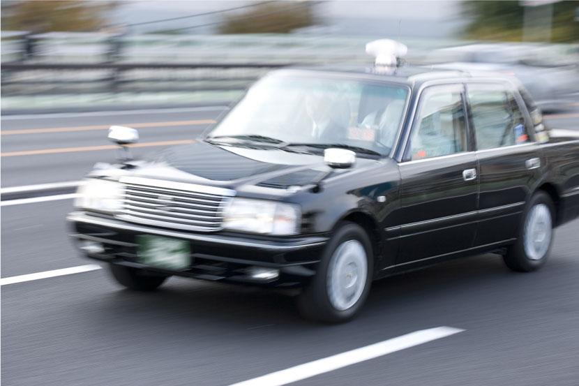 タクシーデリバリー
