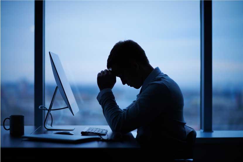 職場の人間関係で健康を害することも